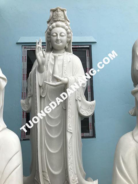 tượng Phật Quan Âm 3m2