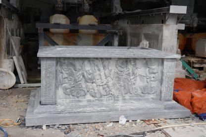 Điêu khắc đá lăng mộ